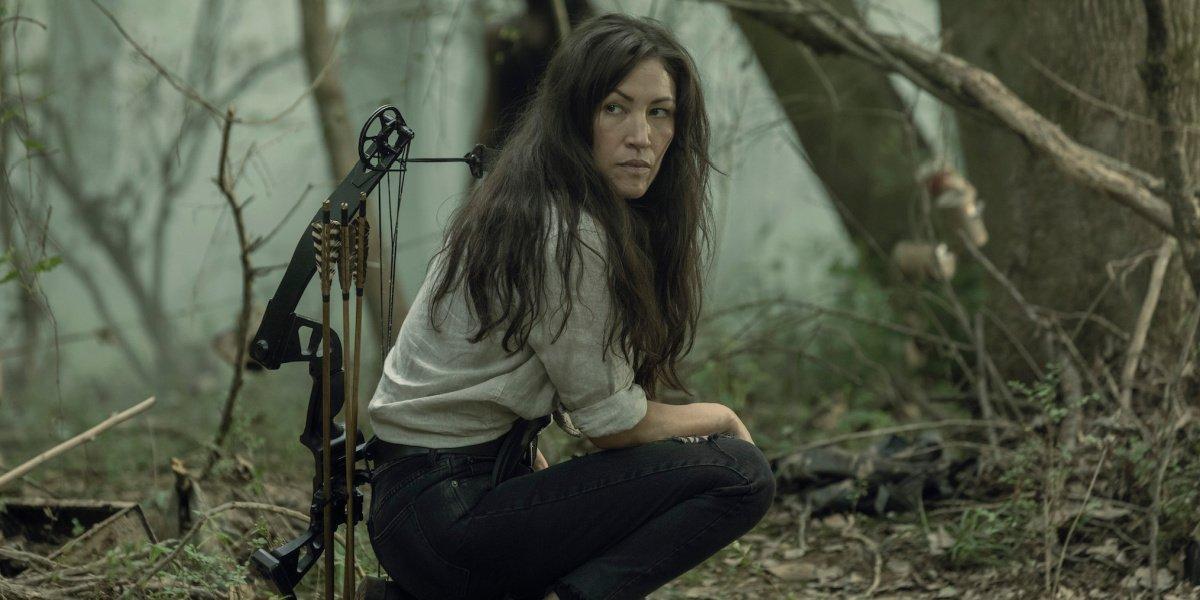Yumiko in The Walking Dead.