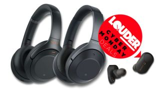 The best Sony headphones Black Friday deals: cheap Sony WH-1000XM3 and WF-1000XM3 wireless headphones