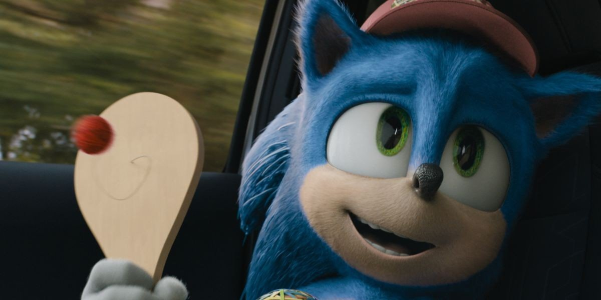 Sonic being Sonic