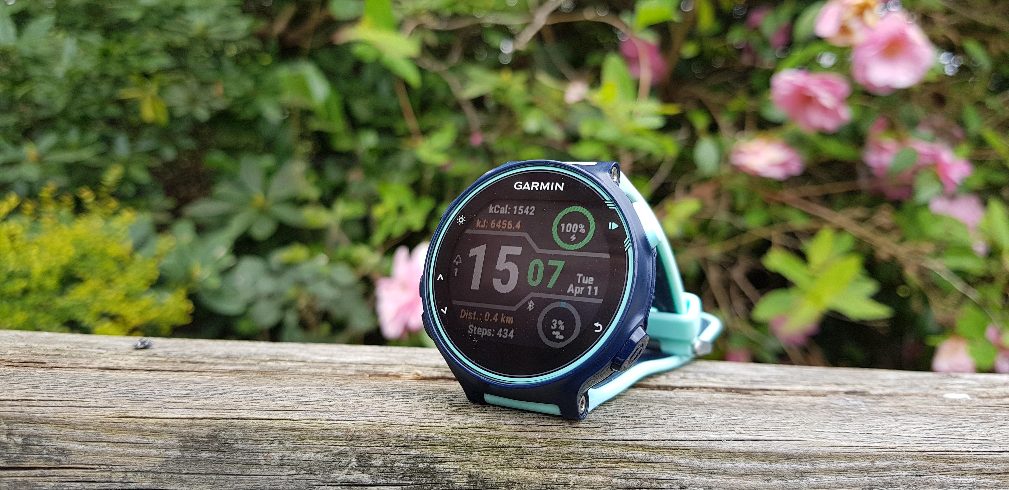 3dcfe341 Garmin Forerunner 735XT review | TechRadar