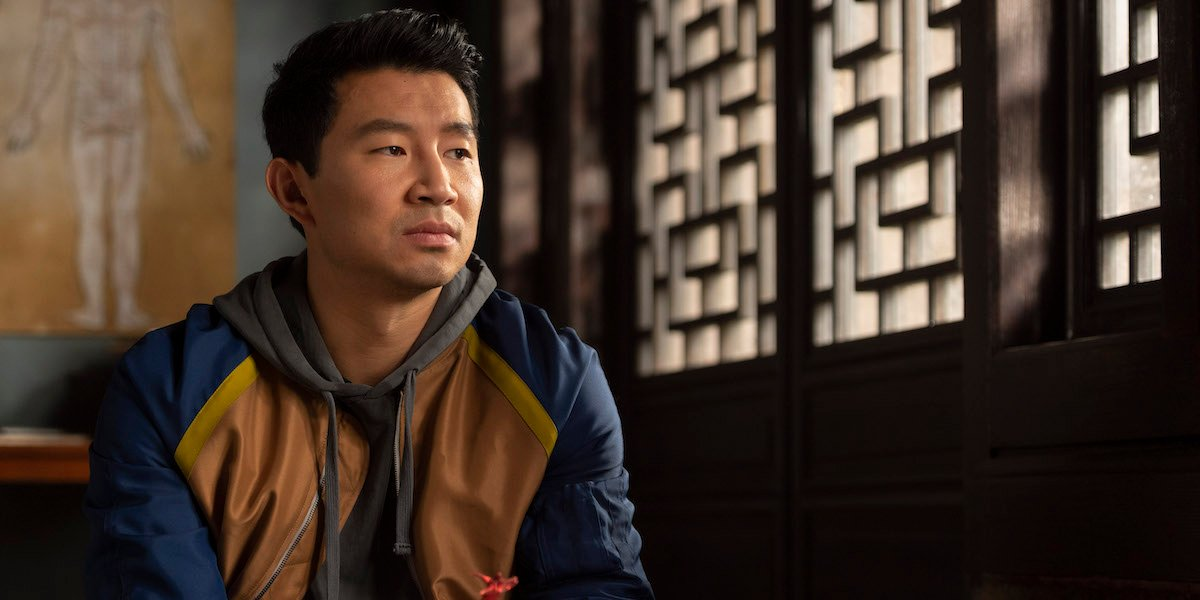 Shang-Chi's Simu Liu Hilariously Reacts To Fans Compiling His Stock Modeling Photos