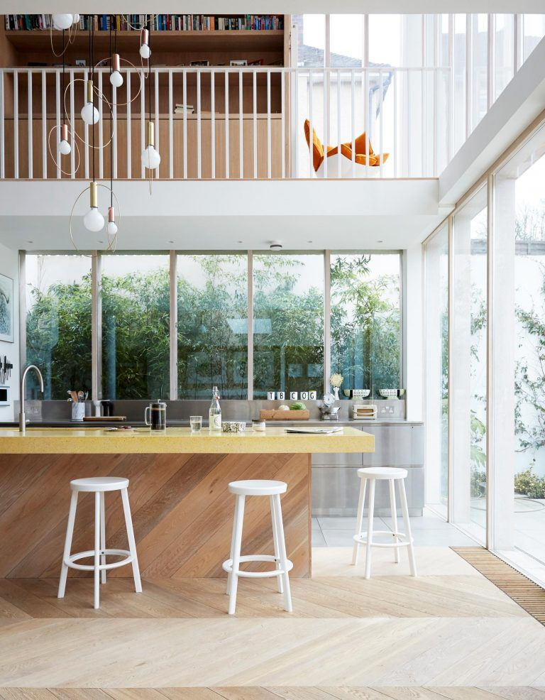 These sleek, Scandi-inspired kitchen ideas are enough to make you want to renovate