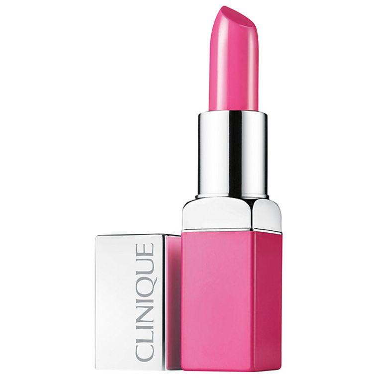 Clinique Pop Lip Colour & Prime Lipstick In Wow, £16