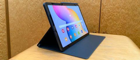 Samsung Galaxy Tab S6 Lite review - crop