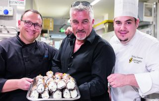 We wonder how long it took Paul Hollywood to say yes to a second series of this tasty travelogue?