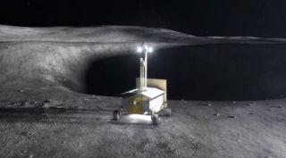 Resource Prospector Rover