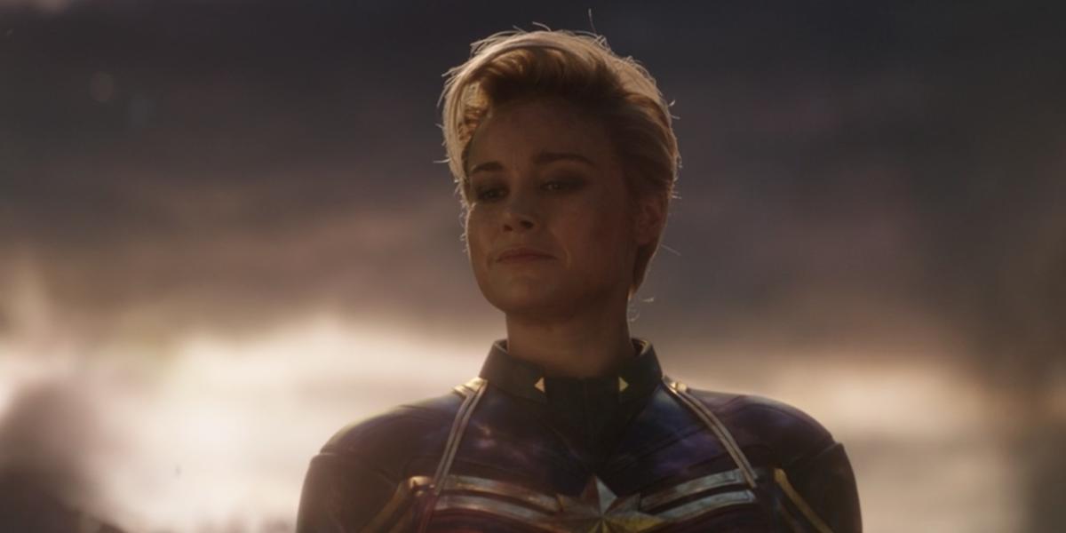 Brie Larson in Endgame