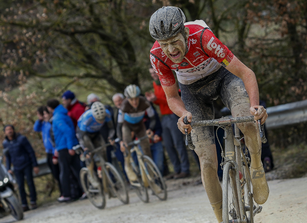 Strade-Bianche -race