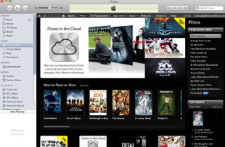 Apple launches 'iTunes in the cloud' movies in the UK and Ireland