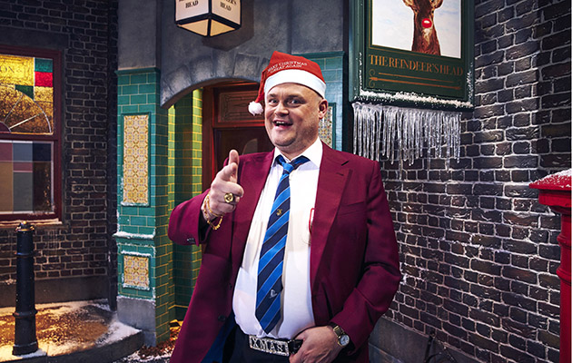 Friday 22nd December Al Murray Make Christmas Great
