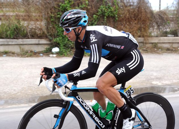 Russell Downing, Giro d'Italia 2011, stage 10
