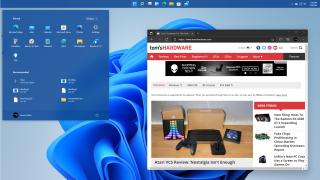How to move the Windows 11 Taskbar