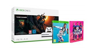 xbox one bundle fifa tomb raider