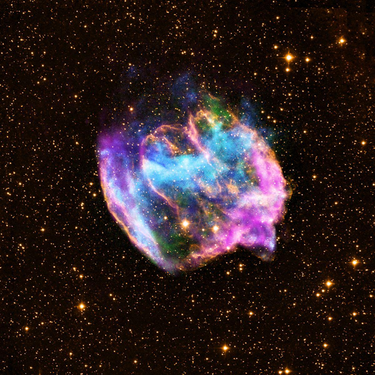 New Simulations Explore Supernova Explosions and Universe Evolution (Video)