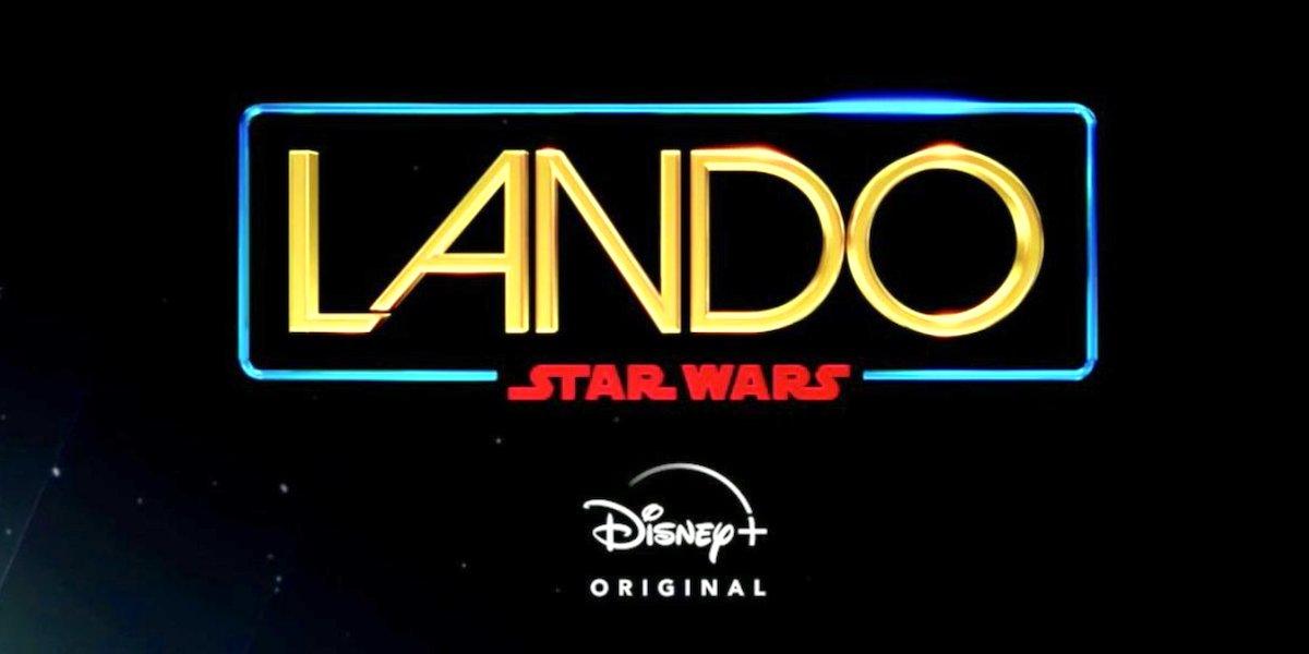 Lando title card