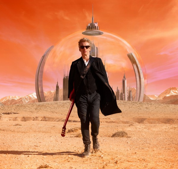 Doctor Who's Peter Capaldi