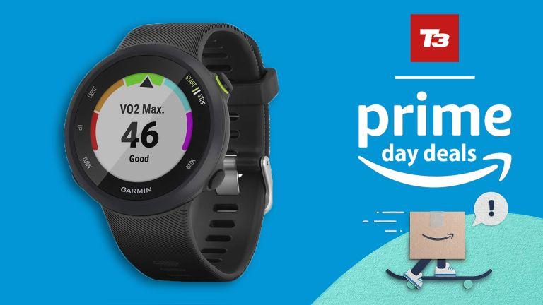 Prime Day Garmin deal cheap Forerunner running watch deal cheap garmin watch