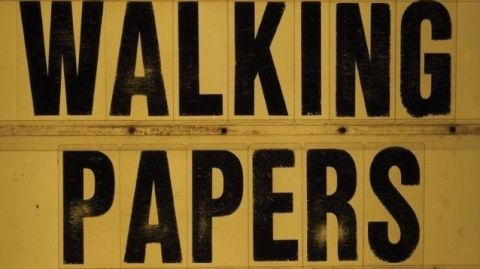 Cover art for Walking Papers - WP2