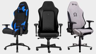 best gaming chairs 2019 The best gaming chairs in 2019 | GamesRadar+