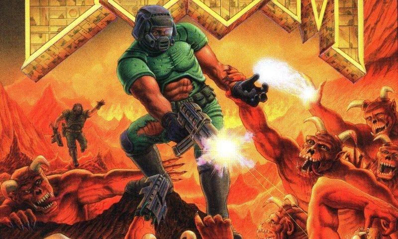 John Romero Finally Reveals Who The Original Doom Guy Really Is