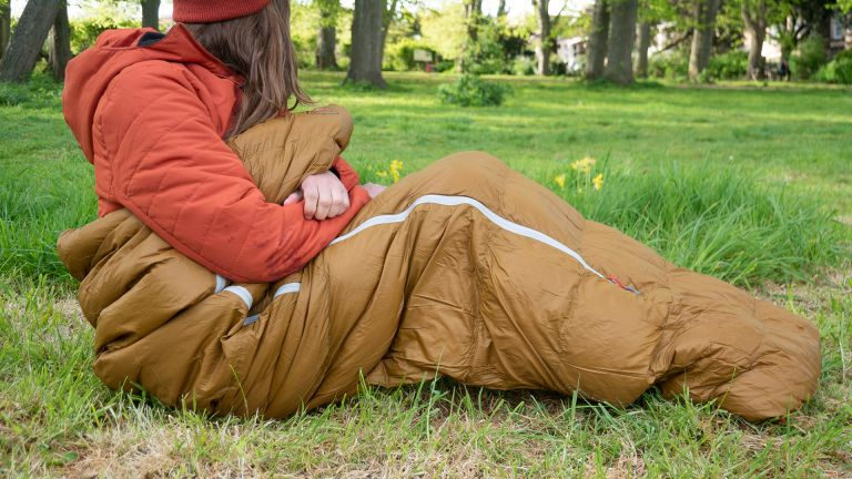 Icefall Pro 300 sleeping bag review