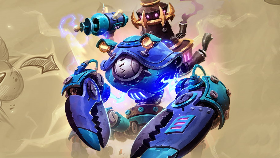 Hearthstone's Rise of the Mech update is now live | PC Gamer