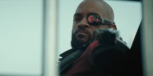 One Reason Will Smith Decided To Play Deadshot In Suicide ... Will Smith Deadshot