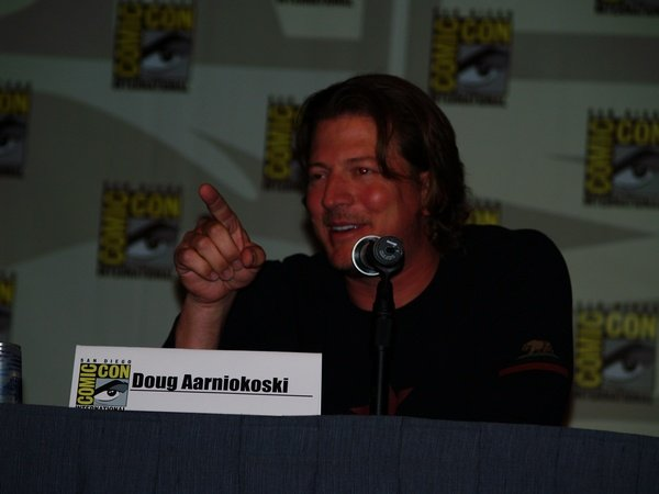 Comic Con: Red Sonja Panel In Detail #206