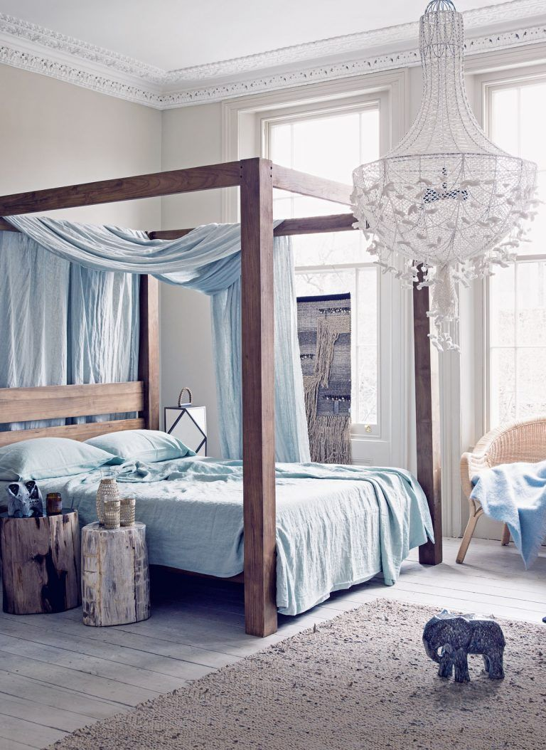 Four Poster Bed Ideas Four Poster Beds For Modern Bedrooms Livingetc Livingetcdocument Documenttype