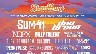 Slam Dunk 2021