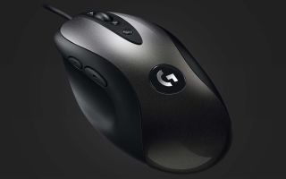 Logitech's Classic MX518 Gaming Mouse Gets Nostalgia Right