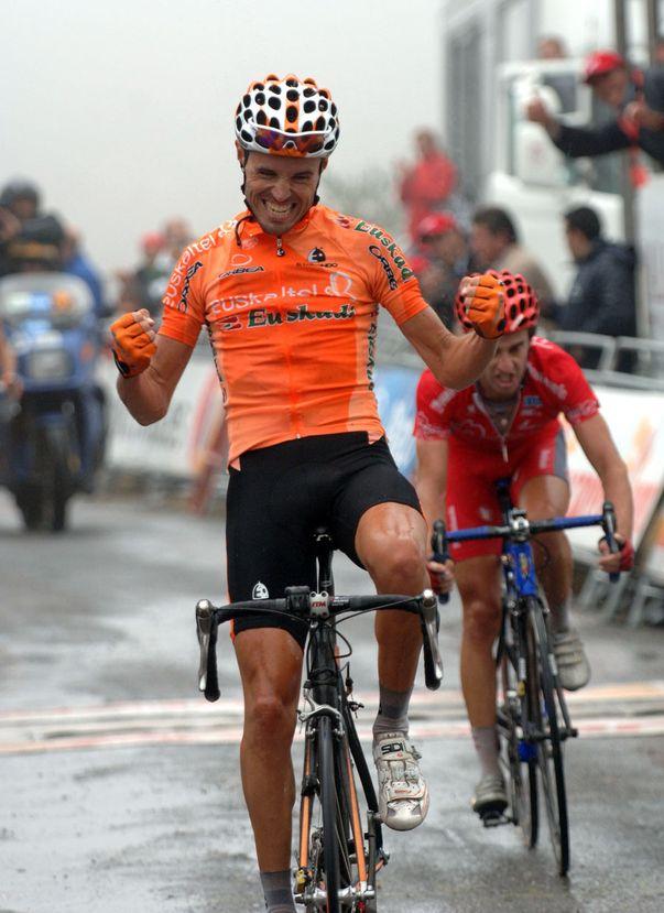 Tour of Spain stage 19 Samuel Sanchez