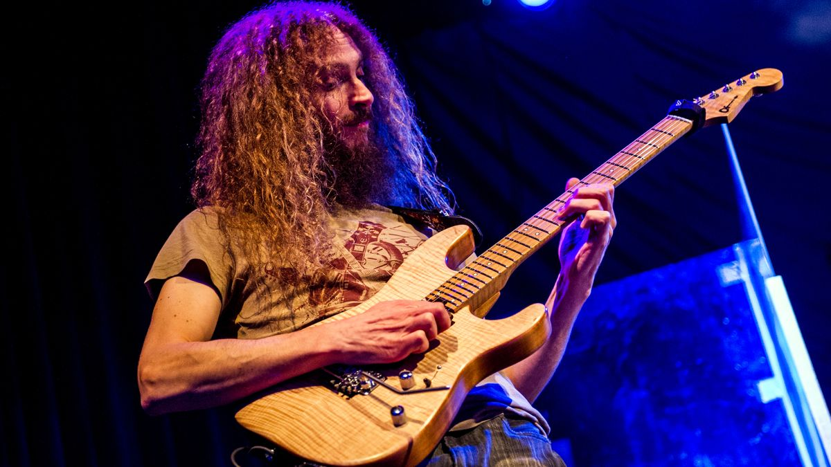 "Guthrie Govan: ""I don't see how it's possible to have too much technique or knowledge"""