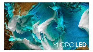 Samsung's MICRO LED TV