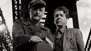 Billy Bragg (left) and Joe Henry