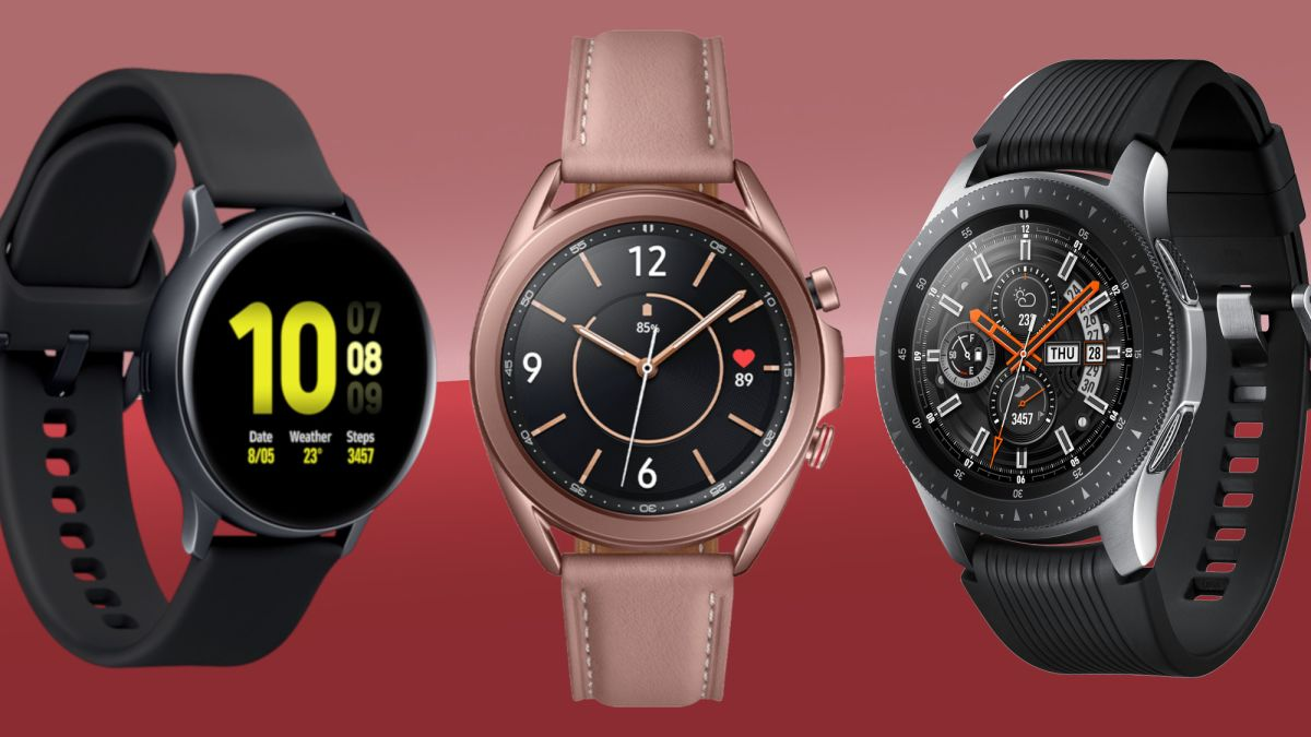 Best Samsung Watch 2021 See Our Top Smartwatch Choices Before Buying Techradar