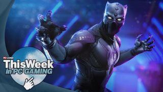 This Week in PC Gaming - Black Panther cover