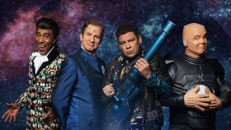 red dwarf cast - 931×523