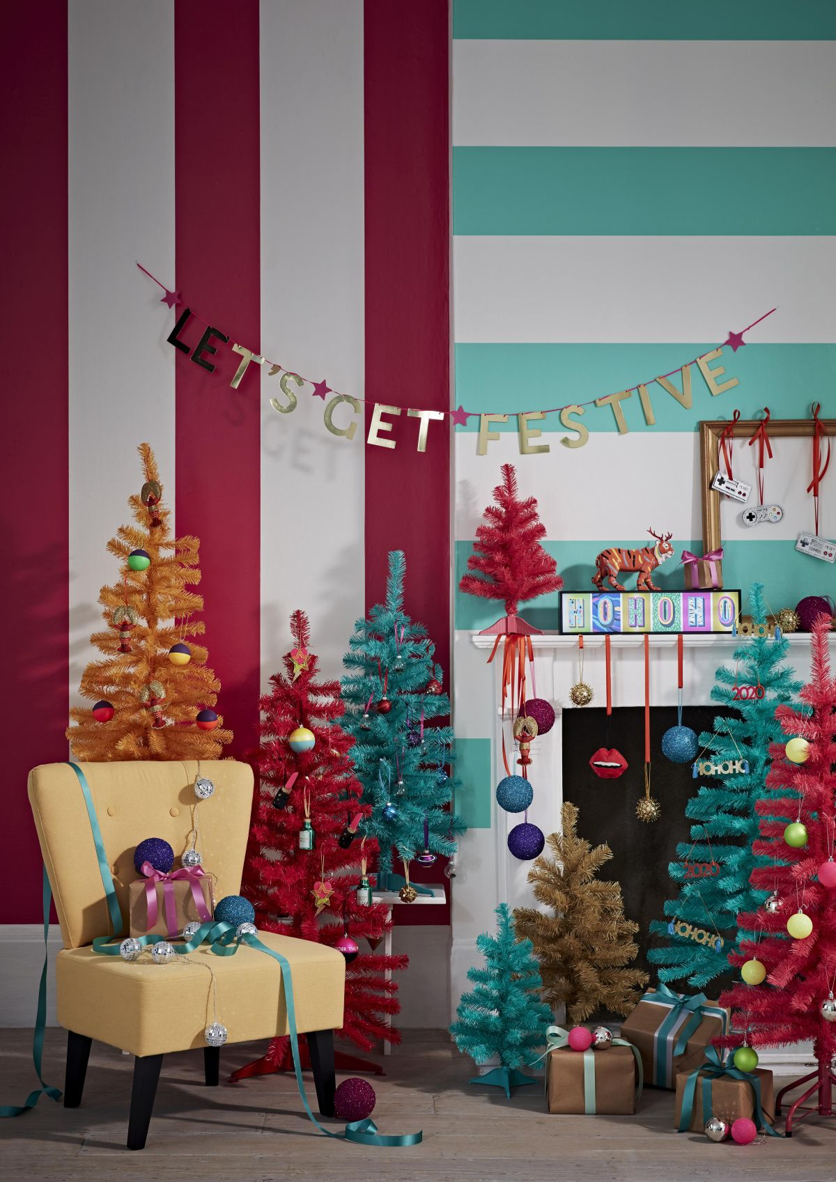 5 stylish Christmas tree trends to copy this year