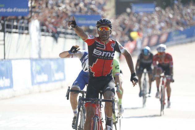 Greg Van Avermaet wins thrilling edition of Paris-Roubaix - Cycling ... 4852a8bfa