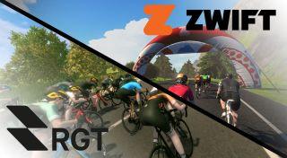 Zwift vs RGT