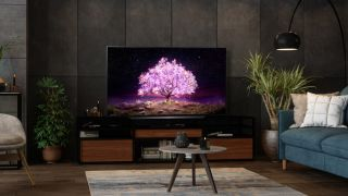 The C1 OLED is one of the best TVs we're going to see in 2021