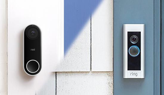 Nest Hello vs  Ring Video Doorbell Pro: Why Nest Wins   Tom's Guide