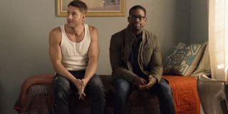 Kevin And Randall Justin Hartley Sterling K. Brown This Is Us NBC