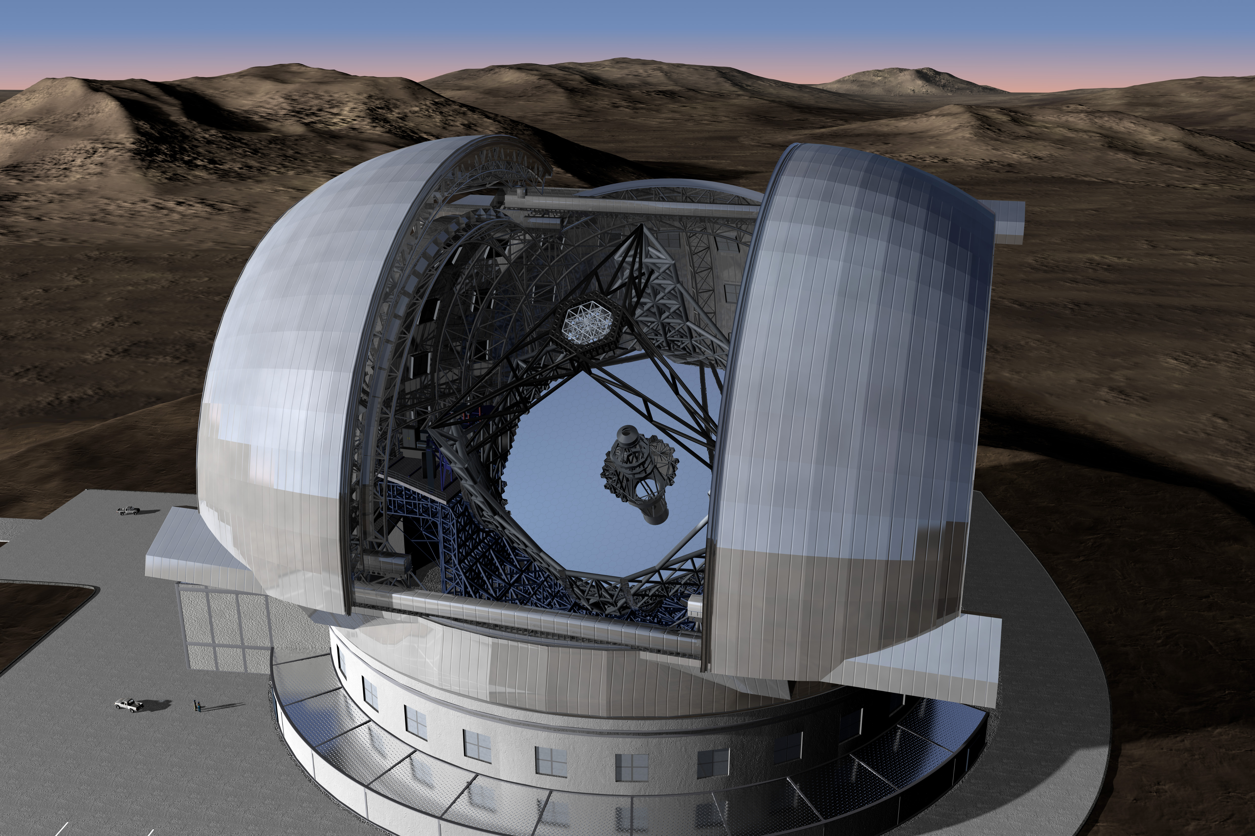 dab1a397412f6 Extremely Large Telescope  The Biggest Eye on the Sky