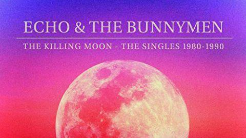 Cover art for Echo & The Bunnymen - The Killing Moon: Singles album