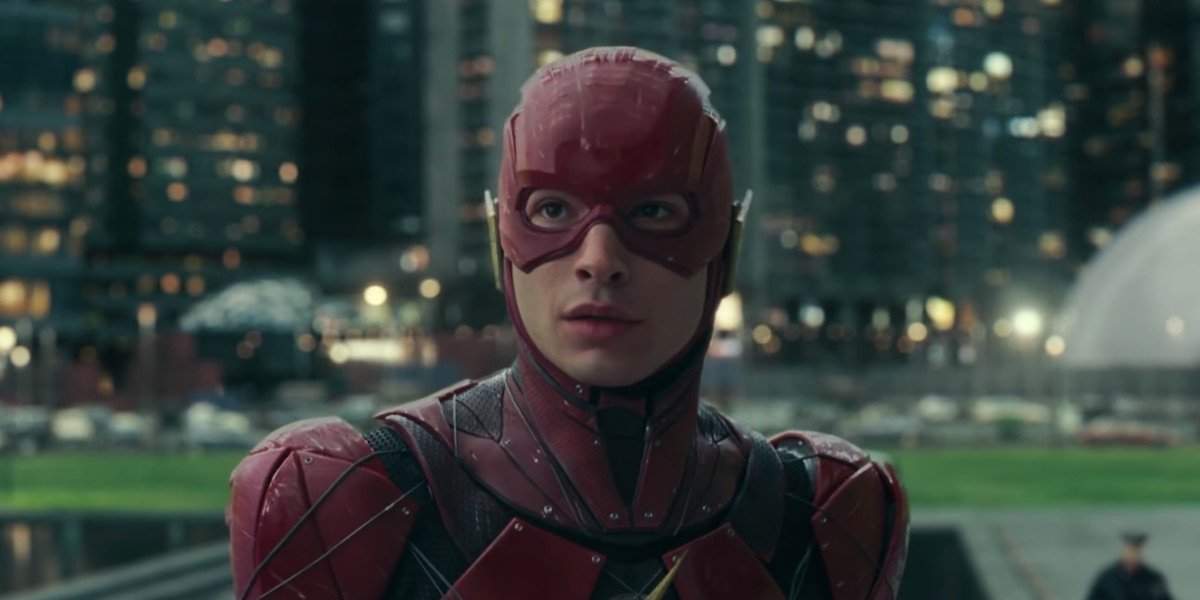 Flash in Justice League