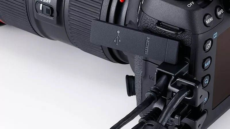 Firmware update shows Canon is staying true to its top-end DSLR cameras