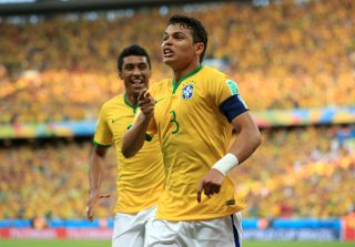 Soccer – FIFA World Cup 2014 – Quarter Final – Brazil v Colombia – Estadio Castelao