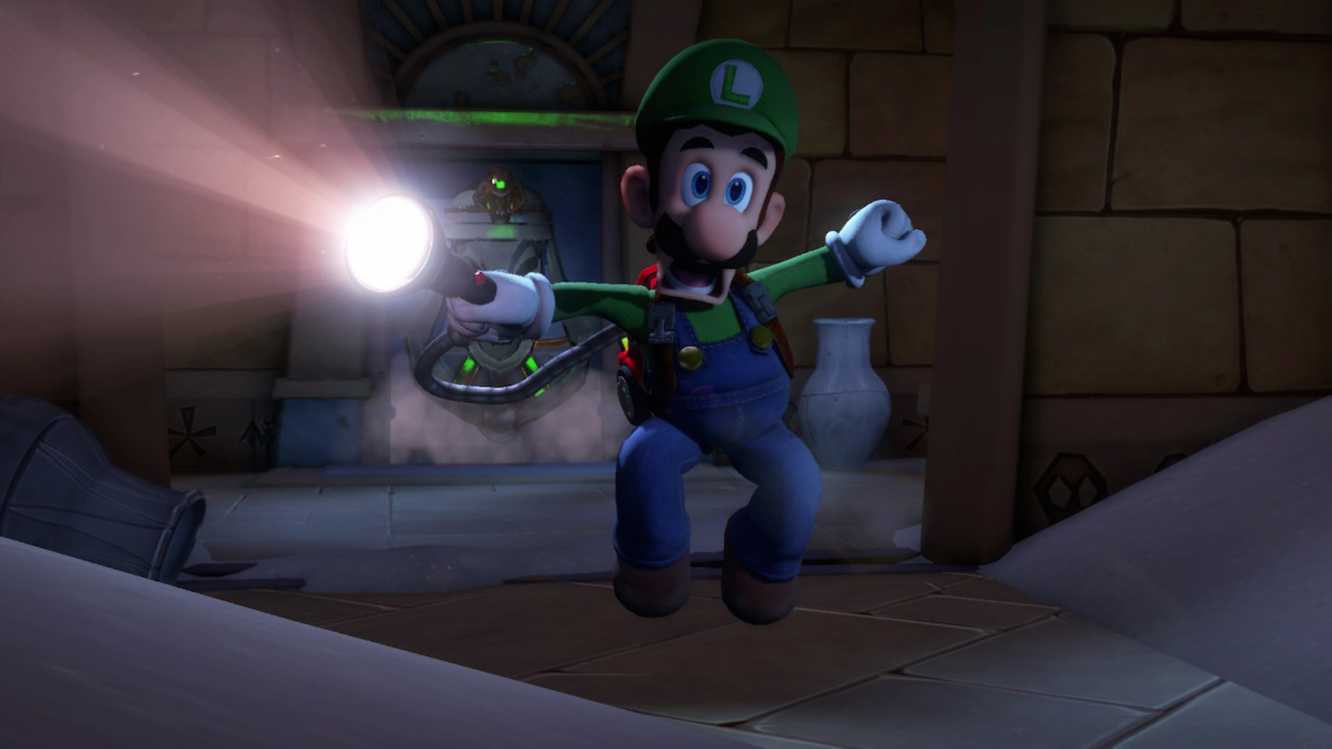 Luigi's Mansion 3 Golden Ghosts: How to